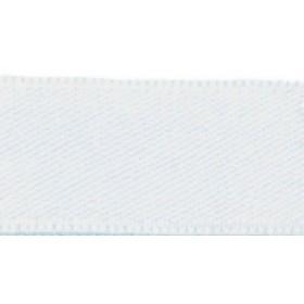 ruban satin 16 mm - blanc