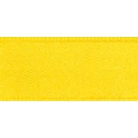 ruban satin 16 mm - jaune 05