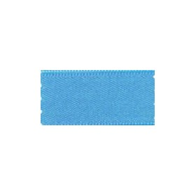 ruban satin 16 mm - turquoise 25