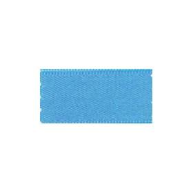 ruban satin 25 mm - turquoise 25