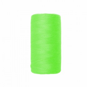 Fil à coudre 500 mts - vert fluo