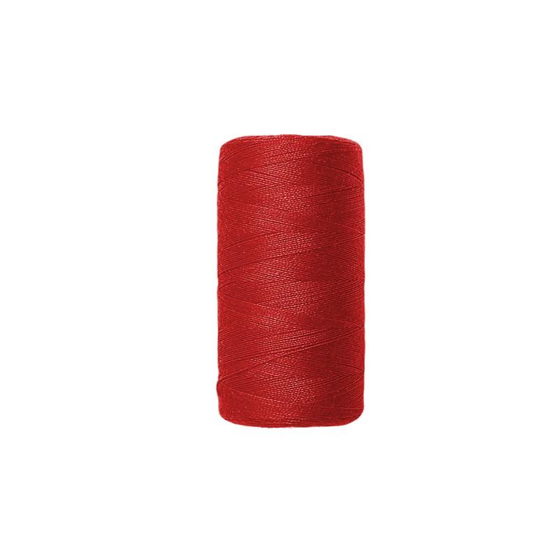 Vente de fil à coudre rouge