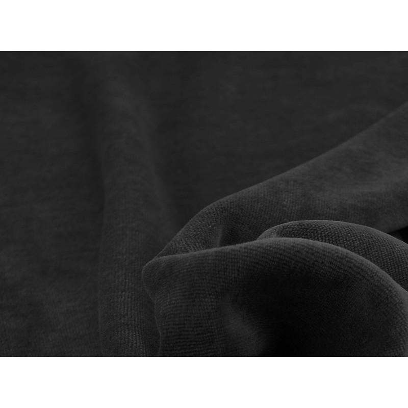 Velours nicky - noir
