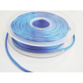 Cordon queue de rat - bleu roi 25