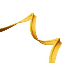 Passepoil jaune au mètre