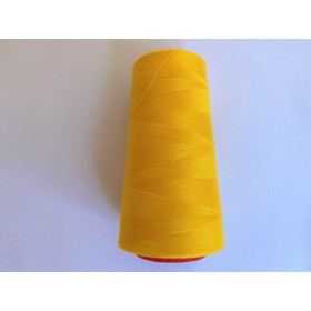 Fil à coudre 2500 mts - jaune