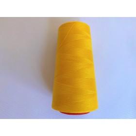 Hilo para coser 2500 mts - color amarillo