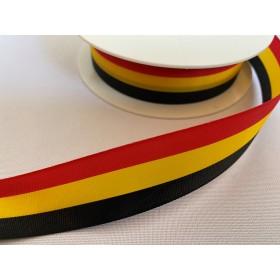 ruban tricolor Belgique