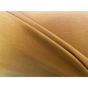Jersey viscose milano moutarde