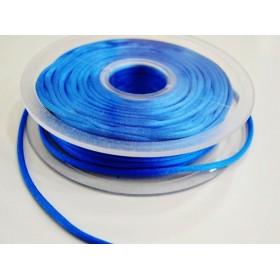 Cordon queue de rat - bleu 25